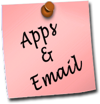 Apps & Email